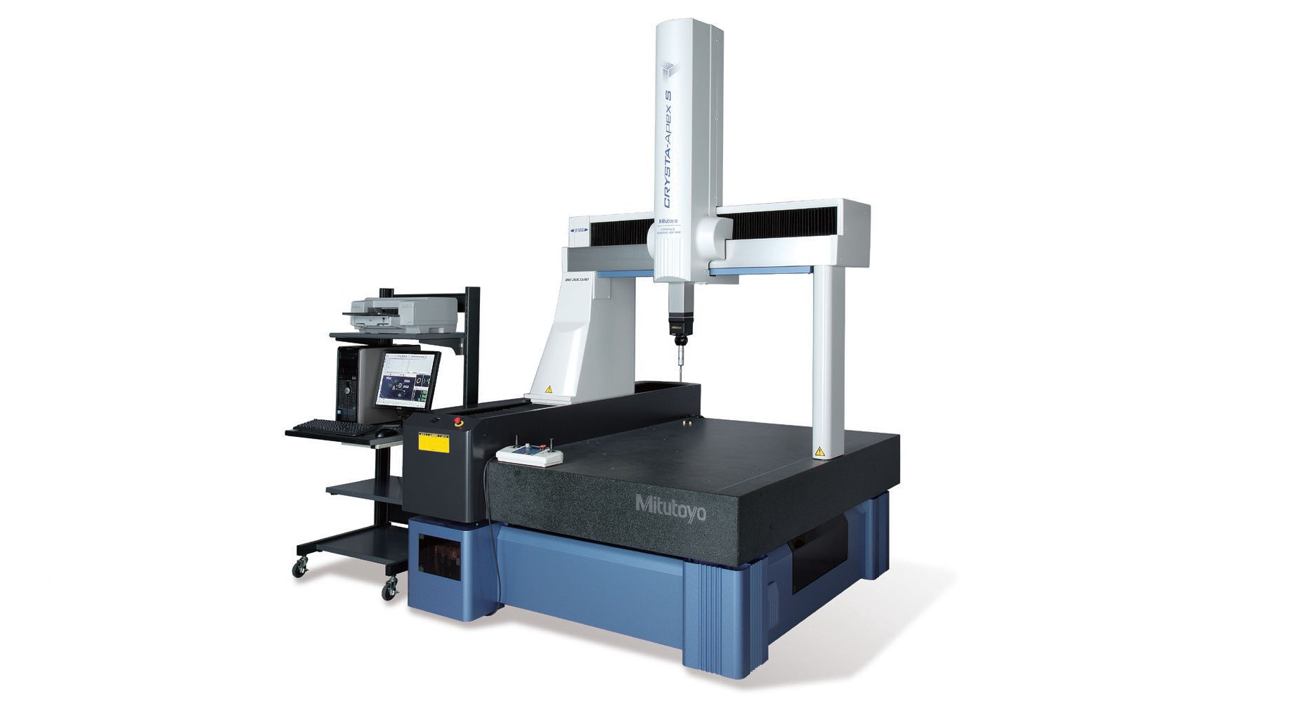 Bridge-type CNC coordinate measuring machine (CMM)